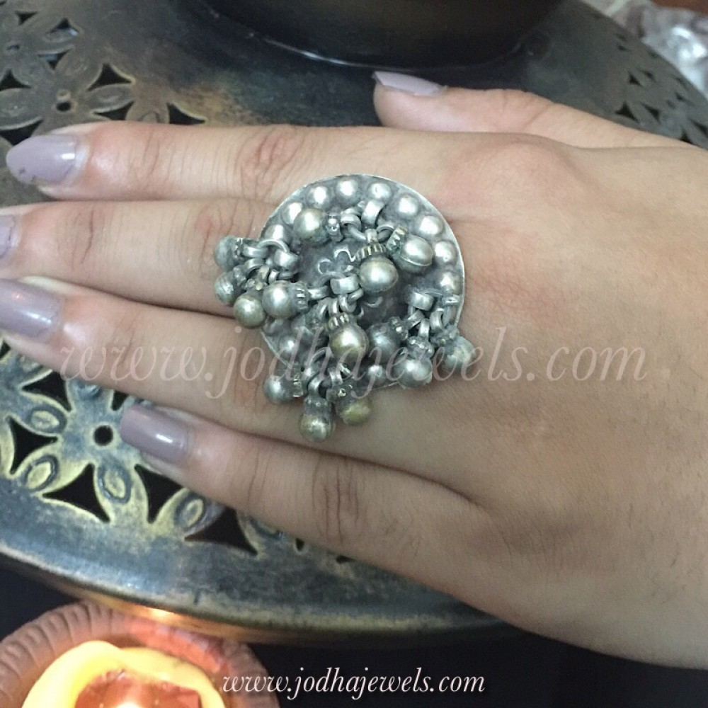 Ring Tribal  Size 7
